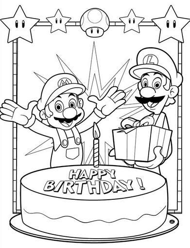 Mario Bros Y Luiguis