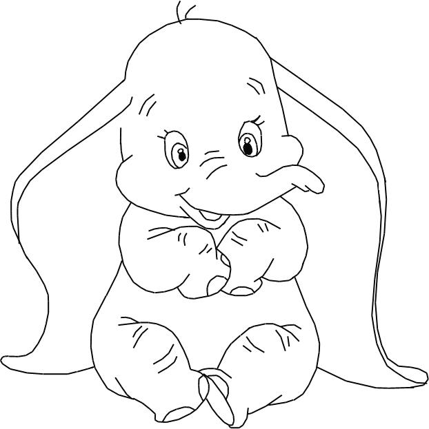 Dibujos para colorear Disney y dibujos para pintar disney