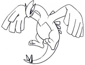 Lugia Pokemon Legendario